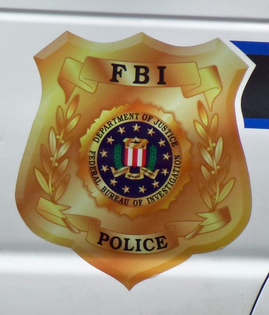 FBI Badge Hologram
