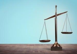 Lawyer. Legal defense