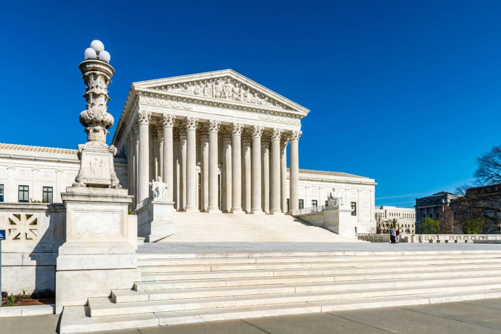US Court of Appeals / Supreme Court